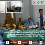 PPDS Paru UNS dr. Muhammad Addinul Huda Mempresentasikan Journal Reading : Restrictive Spirometric Pattern In The General Adult  Population : Methods Of Defining The Condition And Consequences  On Prevalence dengan Pembimbing dr. IGN. Widiyawati, Sp.P, FISR